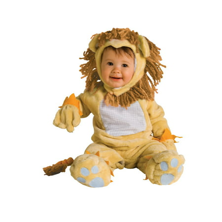 Fearless Lil' Lion Infant Halloween Costume (Newborn Halloween Costumes)