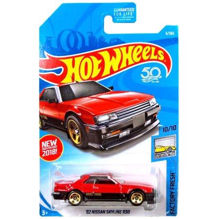 Hot Wheels Factory Fresh '82 Nissan Skyline R30 Die-Cast Car [10/10] (Factory Cap)