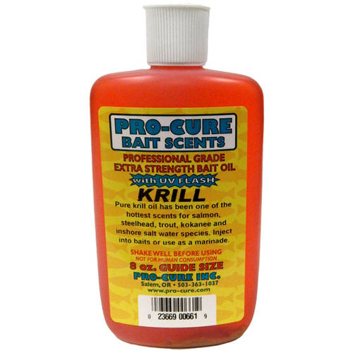 Pro-Cure Extra Strength Bait Oil