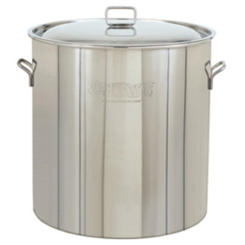 Bayou Classic 82 Quart Stainless Steel Pot