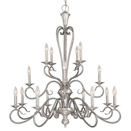 Millennium Lighting 516 Devonshire 16 Light Three Tier (Casual 3 Tier Lighting)