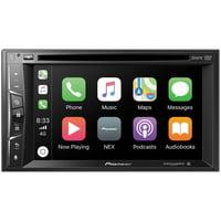 "Pioneer AVH-1500NEX 6.2"" Double-DIN In-Dash NEX DVD Receiver with Bluetooth, Apple CarPlay & SiriusXM Ready"