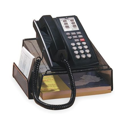 "1-5/8"" Phone Planner Stand, Black ,Rolodex, 22151"