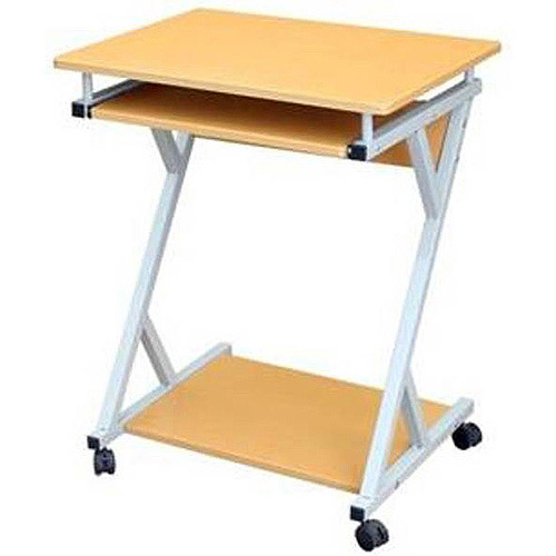 Hodedah Wood Top Laptop Desk, Multiple Colors