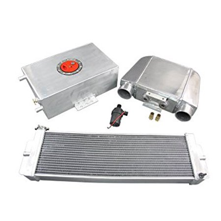 - Universal Turbo or Supercharger Heat Exchange System Kit