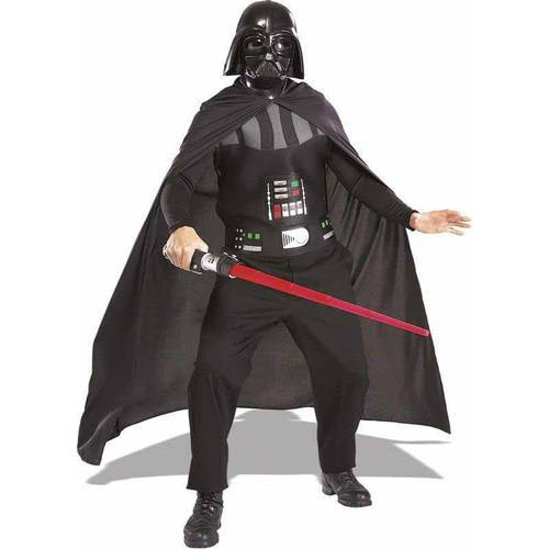 Star Wars Episode 3 Darth Vader Adult Halloween Costume Kit