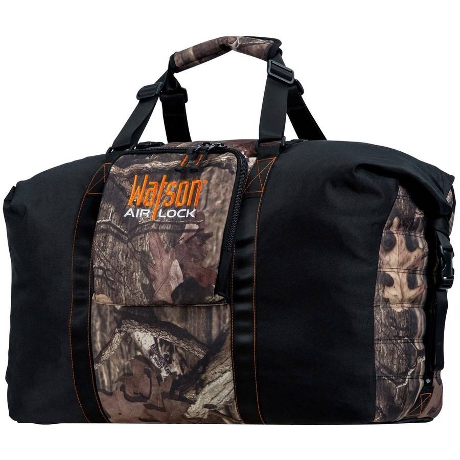 Watson Airlock Camo Carrier, Orange/Mossy Oak