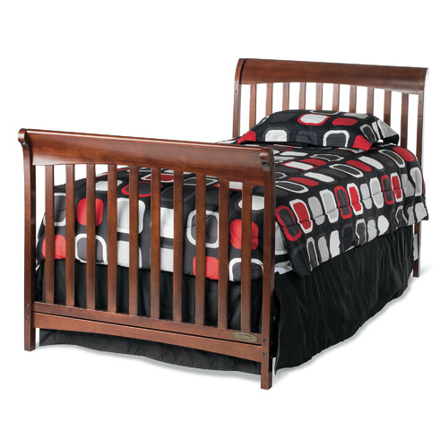 Child Craft Ashton Twin Bed Rails, Select Cherry by Childcraft