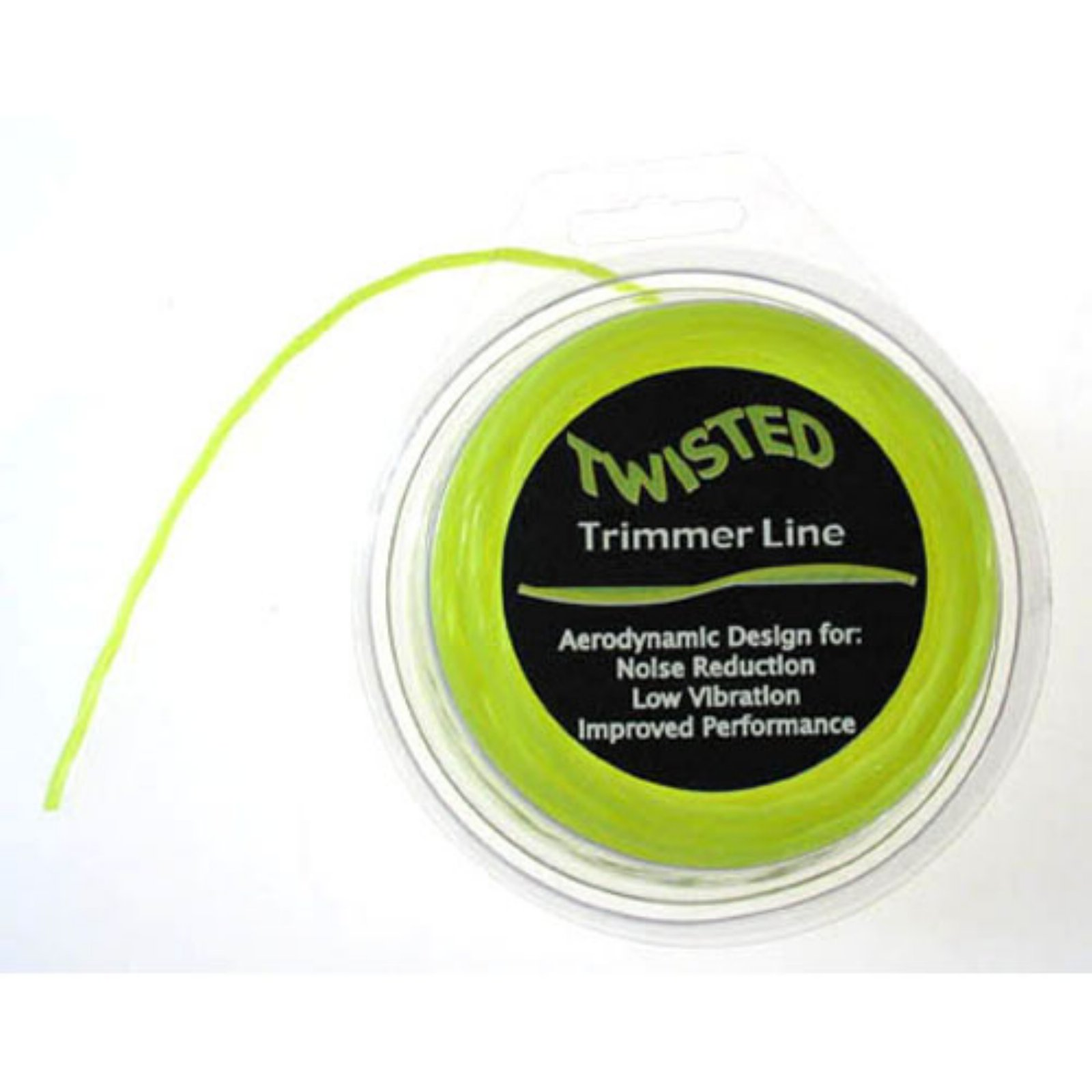 Maxpower 338807 .080 in x 142' Twisted Trimmer Line