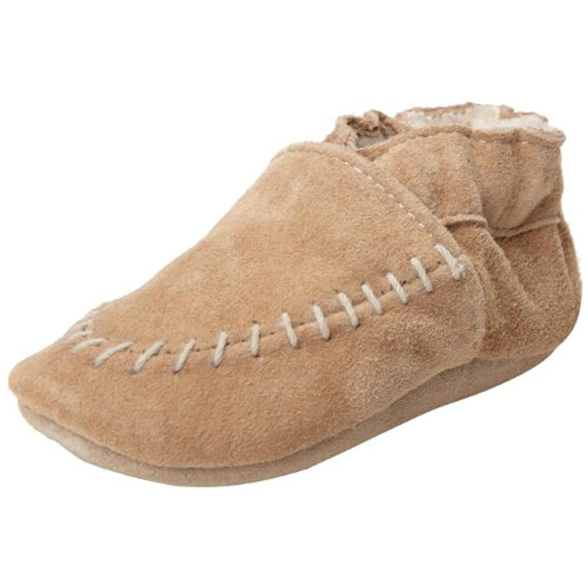Robeez Infant Suede Moccasins by Robeez
