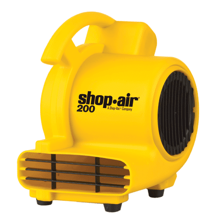 Portable Air Mover 200 CFM