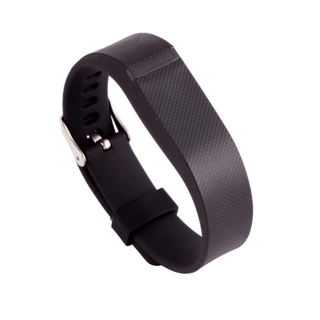 Replacement Wrist Band With Metal Buckle For Fitbit Flex Bracelet Wristband BK