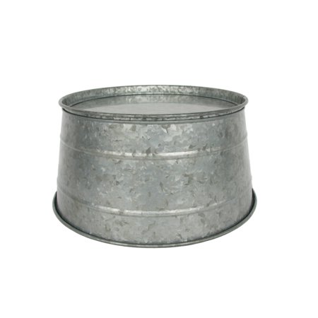 Better Homes & Gardens Galvanized Metal Large Round Stand