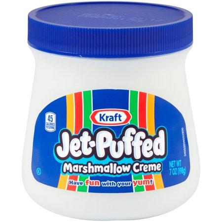Kraft Jet Puffed Marshmallow Cream  7 Oz