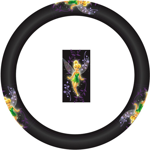 Plasticolor Tinker Bell Mystical Tink Steering Wheel Cover
