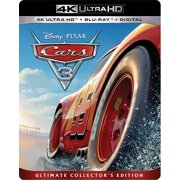 Cars 3 (4K Ultra HD + Blu-ray + Digital HD) by