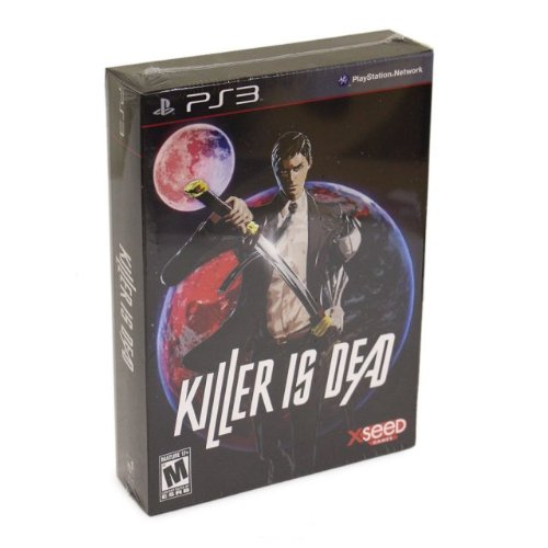 Killer Is Dead: Limited Edition [PlayStation 3]