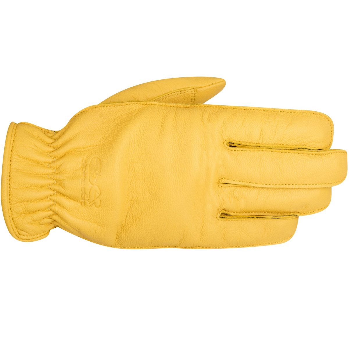 Alpine stars Bandit Mens Leather Glove Tan