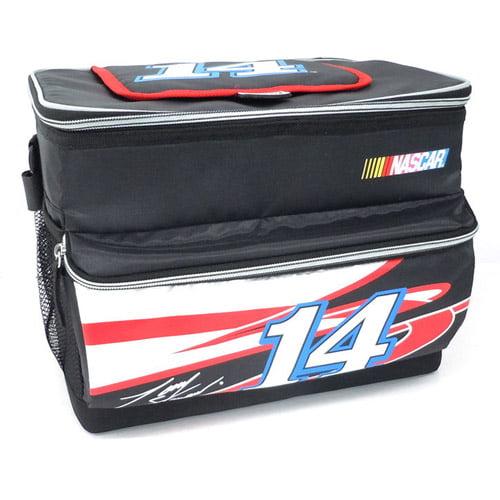 Nascar Tony Stewart 18-Can Cooler with Removable Hardliner
