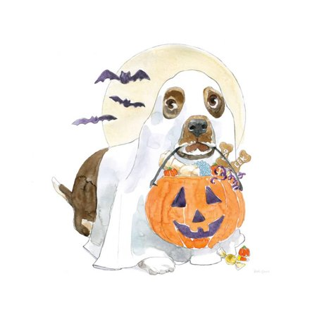 Halloween Pets III Print Wall Art - Halloween Pets Clip Art