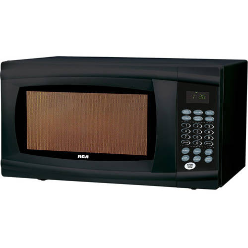 RCA 1.1 cu ft Microwave, Black