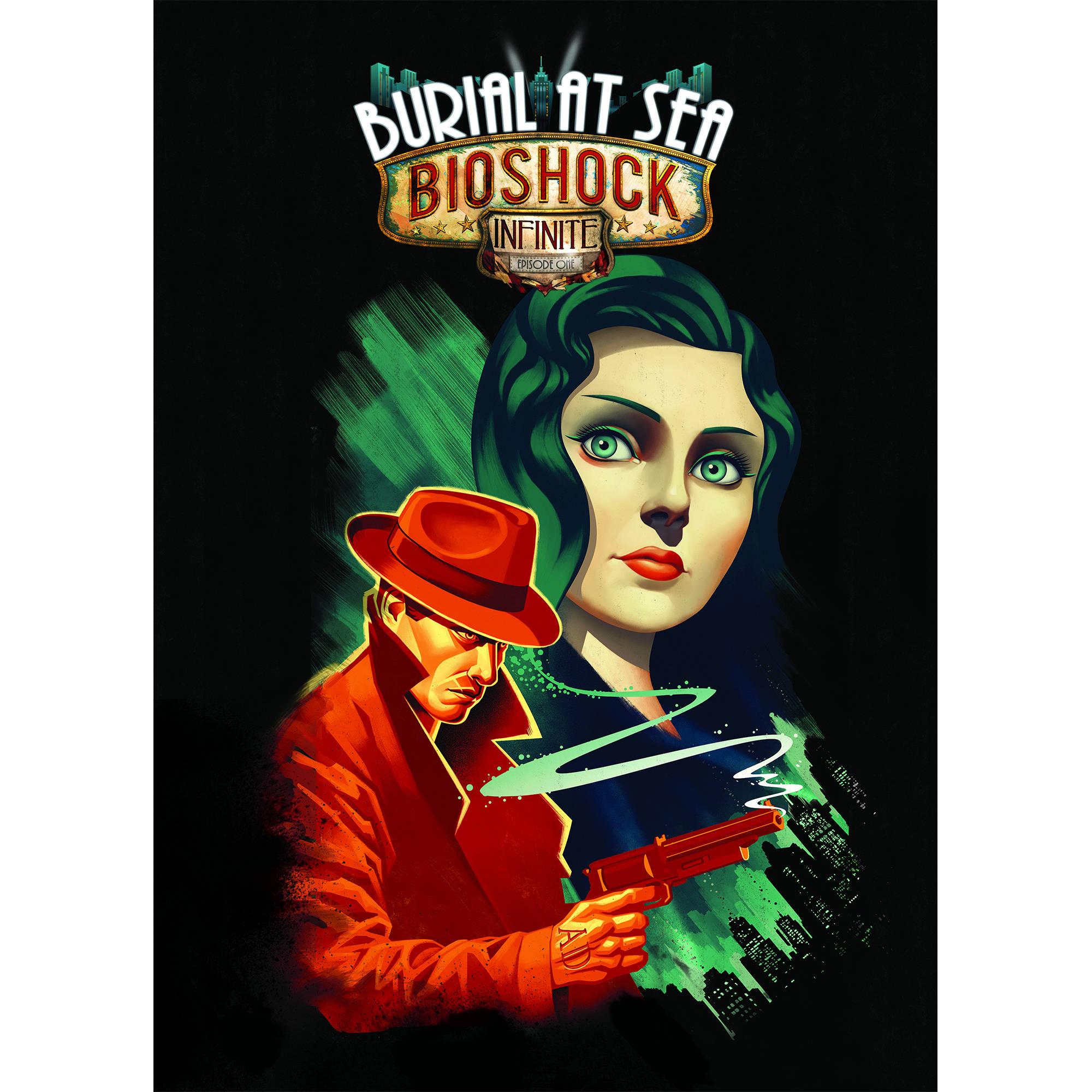 BioShock Infinite: Burial at Sea Episode 1 (PC) (Digital Download)