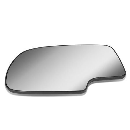 For 2000 to 2006 Chevy Silverado / Tahoe / GMC Sierra / Yukon Left Side Door Rear View Mirror Glass Replacement Lens 01 02 03 04 05