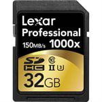 Lexar Lexar Media - LEXAR 32GB PROFESSIONAL 1000X