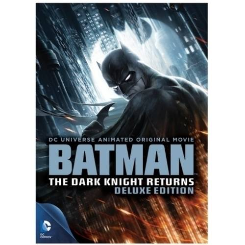 DC Universe: Batman - The Dark Knight Returns (Deluxe Edition) (Anamorphic Widescreen)