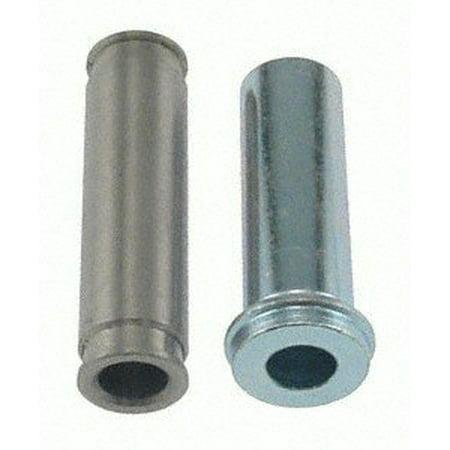 Caliper Sleeve - Disc Brake Caliper Guide Pin Sleeve Front Carlson H5117