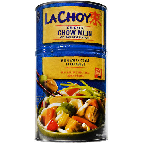 La Choy Chicken Chow Mein With Vegetables And Sauce Dinner, 42 oz