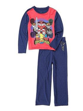Mighty Morphin Megazord Red Ranger' Costume Pajama Set