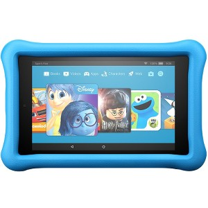 """Amazon All-New Fire HD 8 8"""" 32GB Kids Edition Tablet - Blue"""