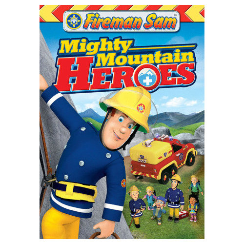 Fireman Sam: Mighty Mountain Heroes (2013)