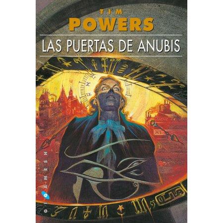 Las puertas de Anubis - eBook