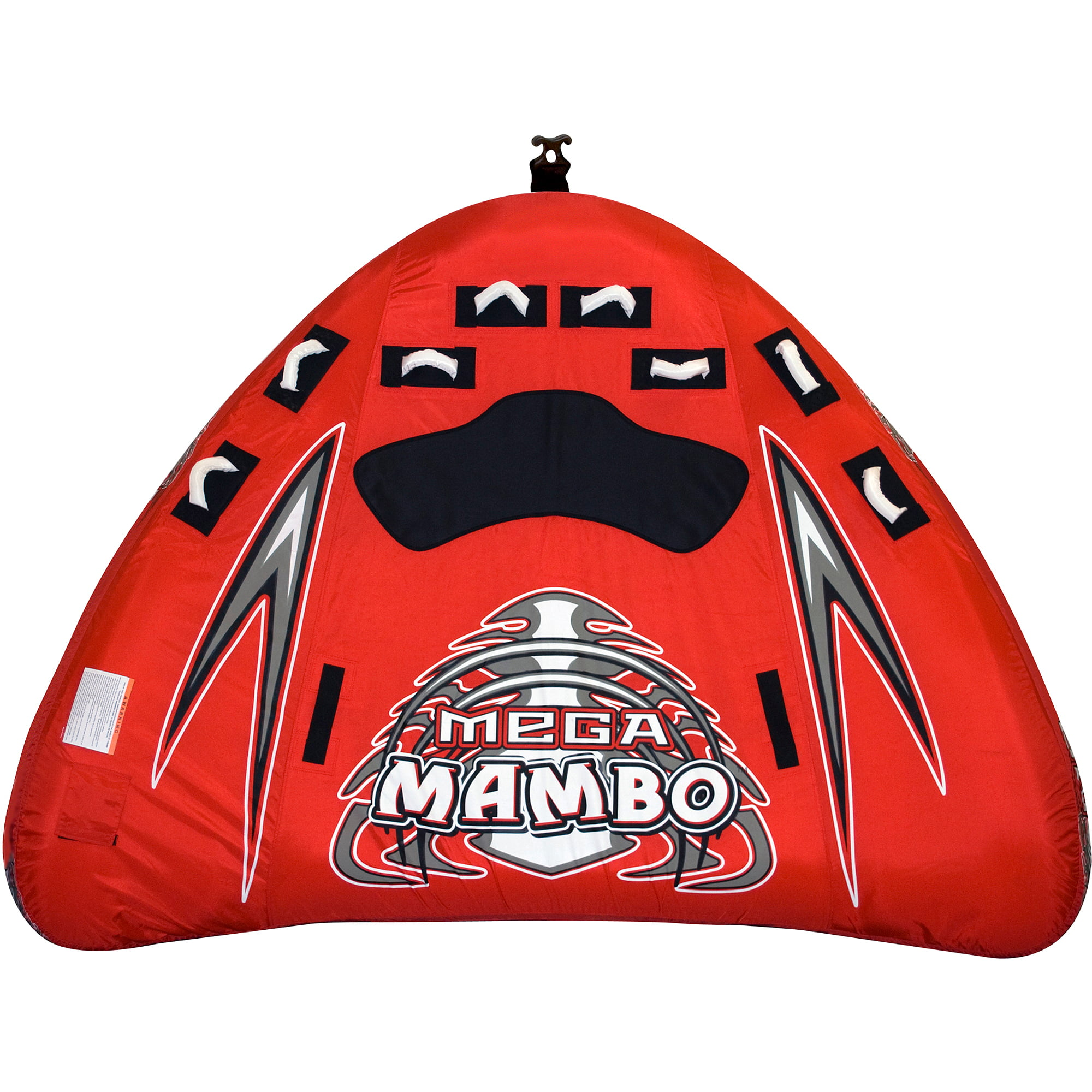 Rave Sports Mega Mambo 4-Rider Sleek Fast Water Towable by Rave Sports