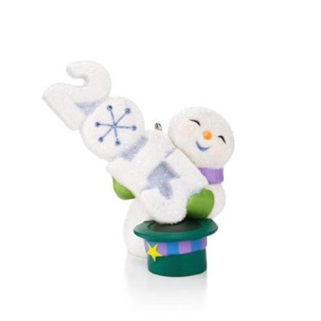 Hallmark 2013 Frosty Fun Decade Christmas - Fun Christmas Ornaments