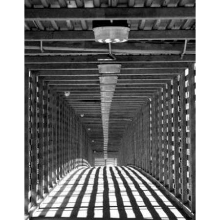 Freight Bridge I Canvas Art - Tammy Putman (18 x 24) ()
