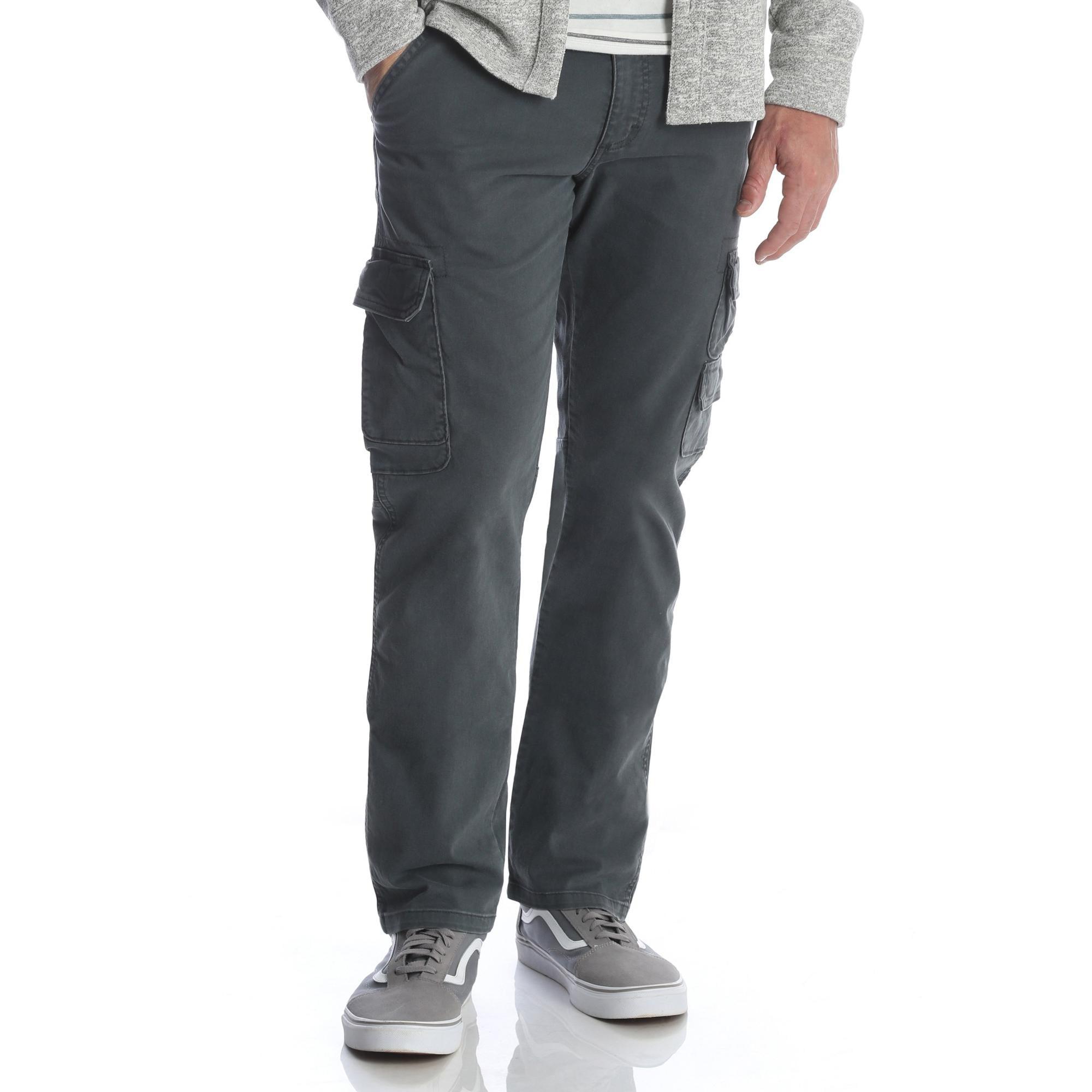 X-Future Mens Multi-Pockets Big /& Tall Utility Baggy Cargo Jogger Pants