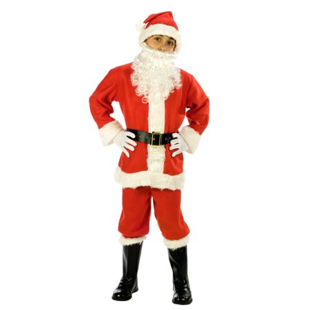 Wholesale Christmas Costumes (Flannel Suit Child Costume - Size)
