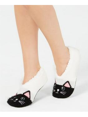 Charter Club Women/'s Penguin Slipper Socks Black Small//Medium