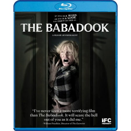 The Babadook  Blu Ray