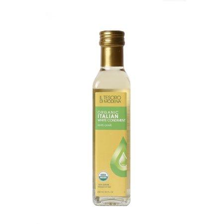 Il Tesoro Di Modena Organic White Balsamic Vinegar Of Modena  8 5 Fl Oz