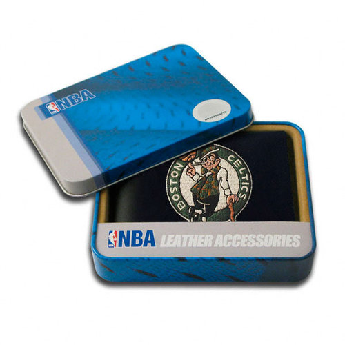 NBA - Boston Celtics Embroidered Bifold Wallet