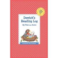 Grow a Thousand Stories Tall: Derrick's Reading Log: My First 200 Books (Gatst) (Paperback)
