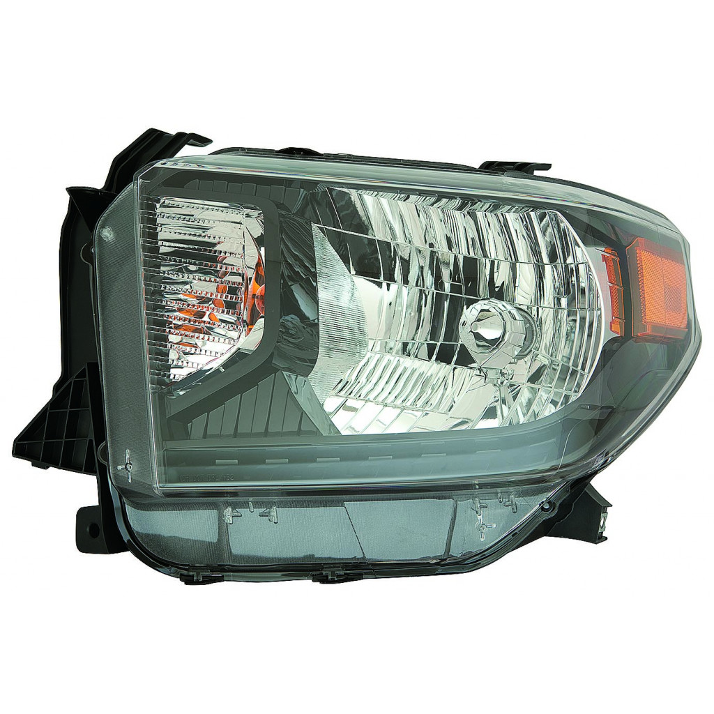 For Toyota Tundra Trd Pro Headlight Assembly 2014 15 16 2017 W Leveling Motor Driver Side For To2502235 81150 0c111 Walmart Com Walmart Com