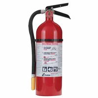 5LB ABC FIRE EXTINGUISHER PRO5TCM W/W, Sold As 1 Each