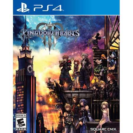 Kingdom Hearts 3, Square Enix, PlayStation 4, 662248915050 (Kingdom Hearts 1 Ps2)