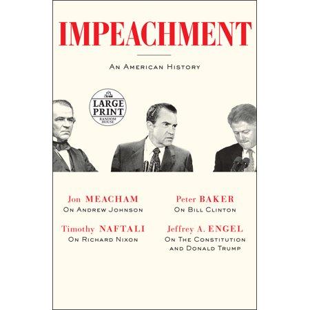 Impeachment : An American History (Jeffrey Baker)