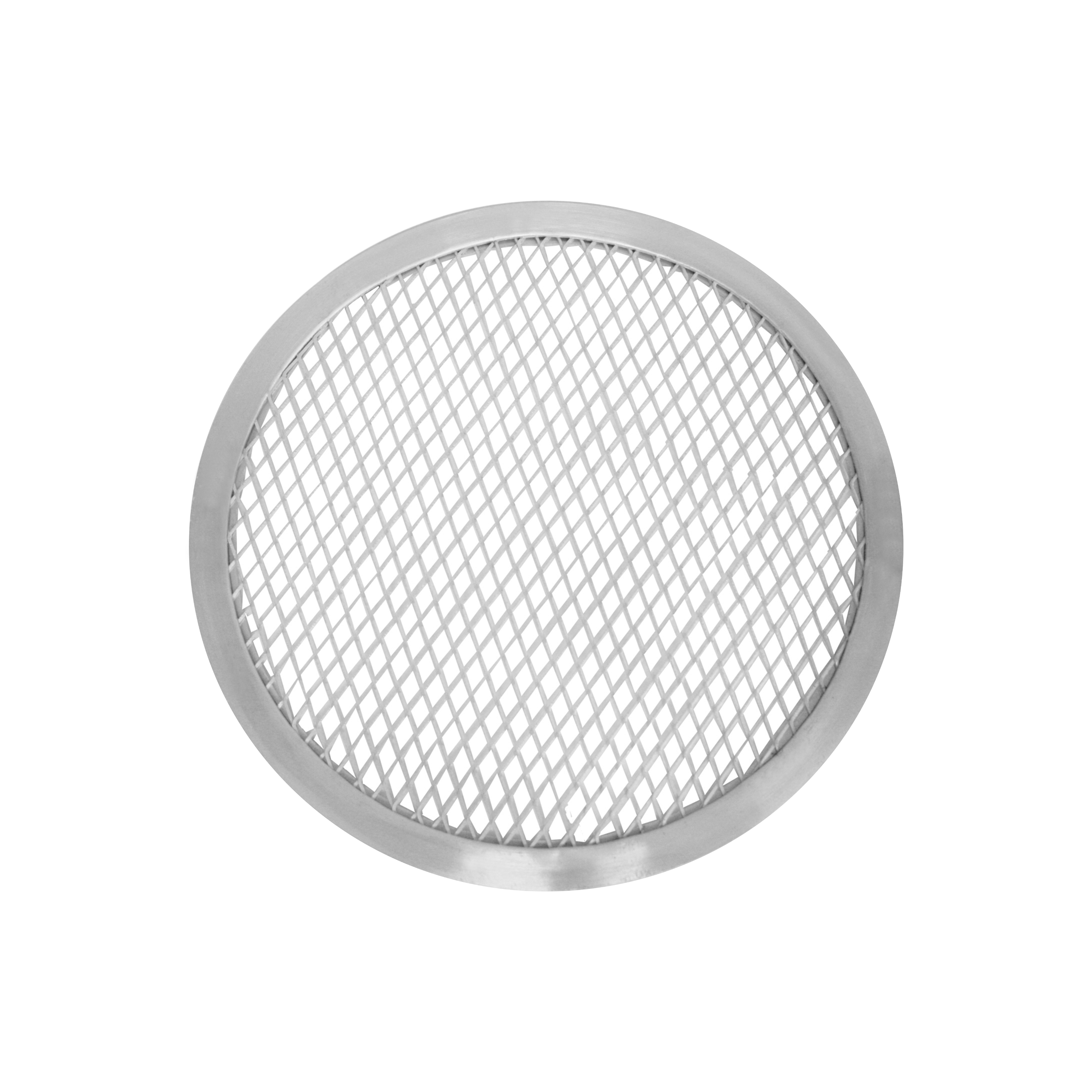 """11"""" Seamless Rim Pizza Screen, Comes In Each by Thunder Group"""